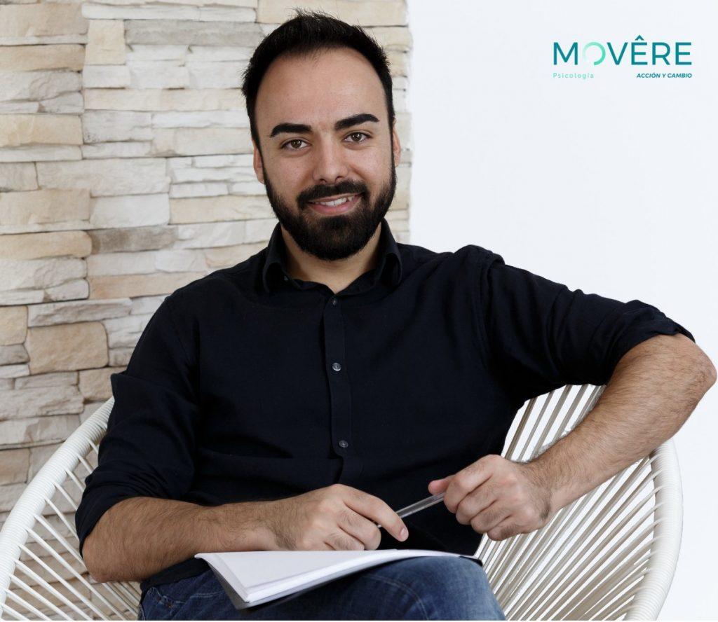 Carlos Moratilla   Psicólogo clínico - Movêre Psicología